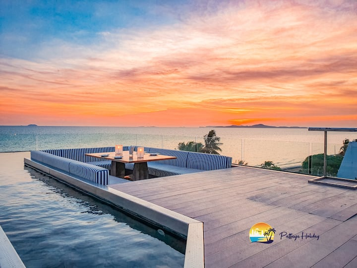 Veranda Pattaya 2BR GOLDEN Room with sea view