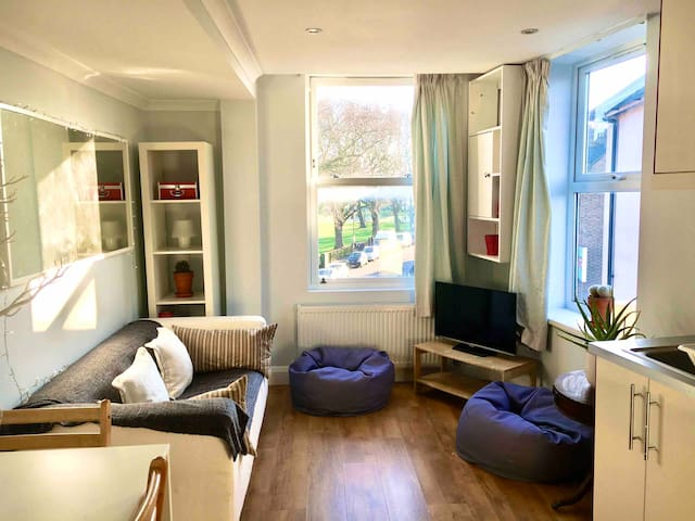 2 Bed Apartment / Roof Terrace 1 min Turnpike Lane