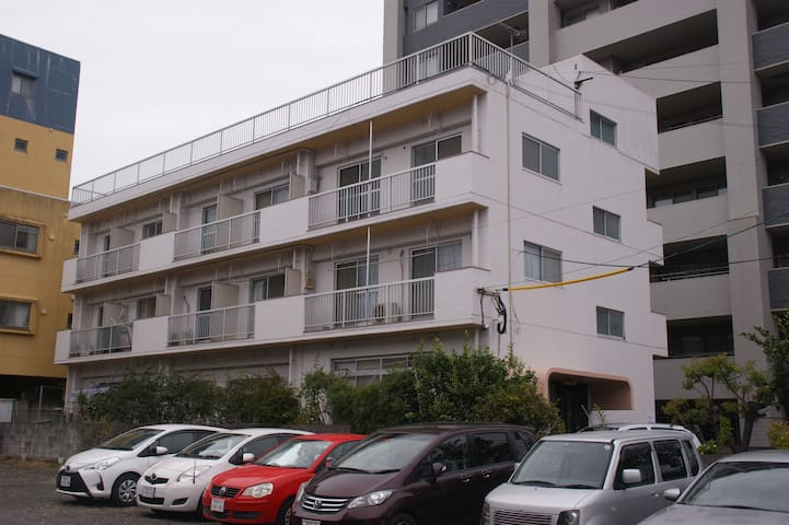 Grandpa's flat 2:Central Sta 6 mins, free wi-fi