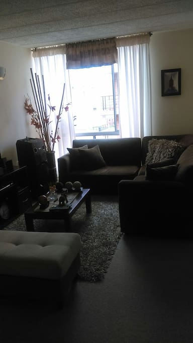 comfortable sala de 7 puestos para reuniones en familia