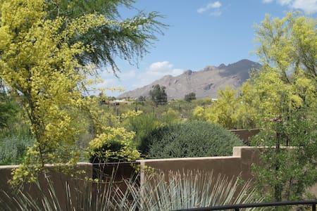 Catalina Foothills Desert Casita - Tucson