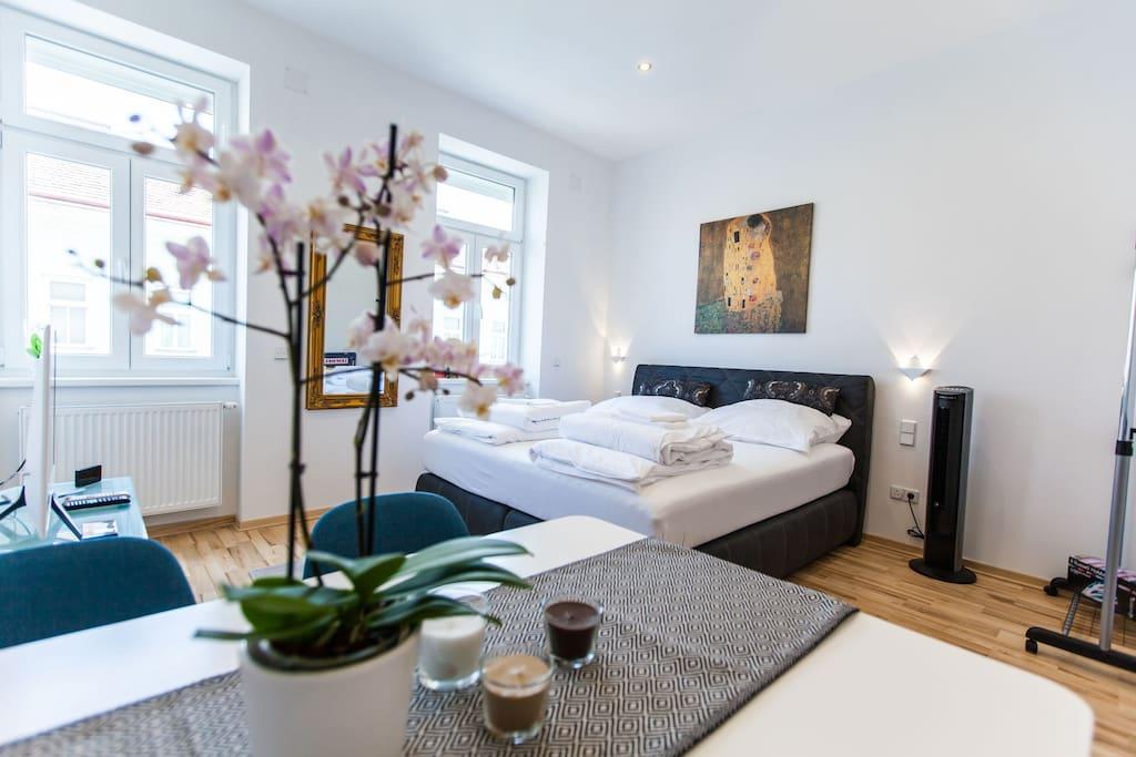 First Bedroom /Livingroom