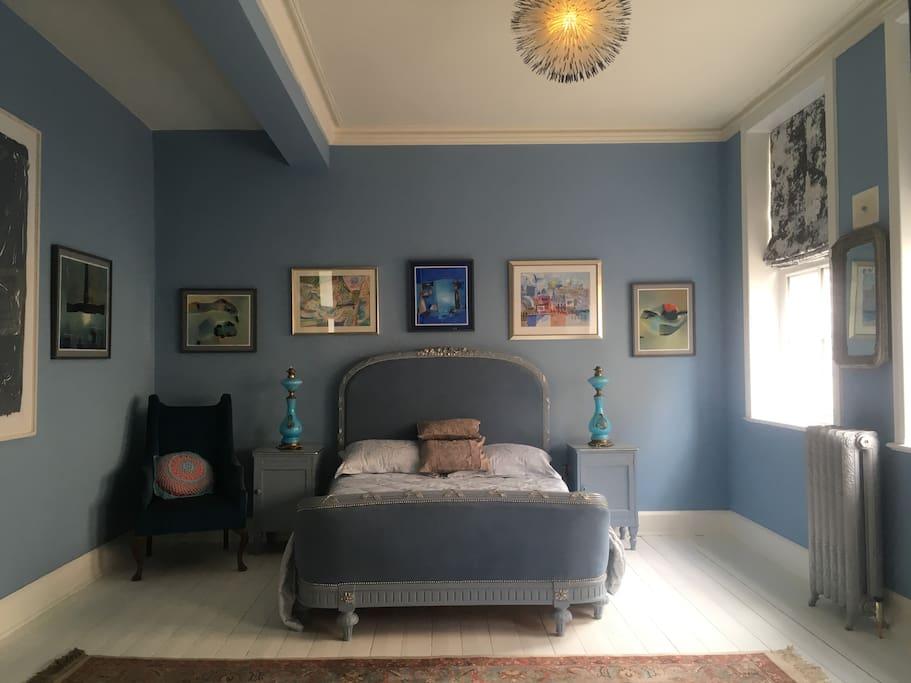 Napoleon Blue Suite