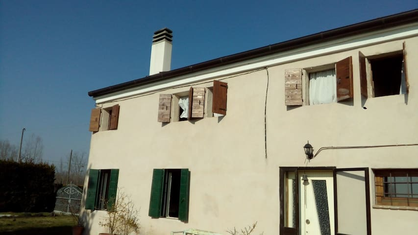 beautyfull cottage in the countryside - Sant'Urbano - Casa