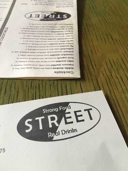 Foto de Street Restaurant and Bar en Nob Hill