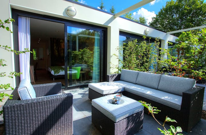 Verblijf in een studio nabij Arnhem!