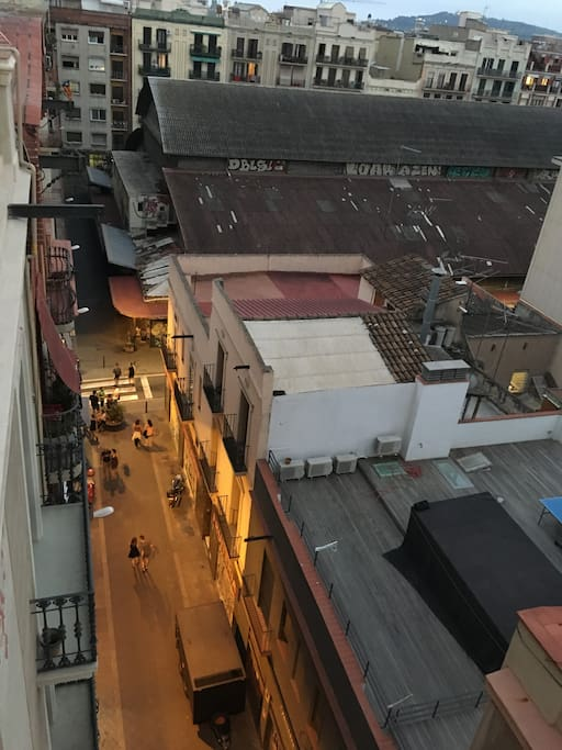 street view from above