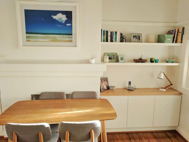 Boutique art deco harbourside apartment in Mosman - Mosman - Apartemen