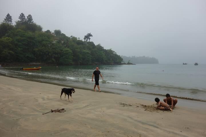 Praia Perequê Mirim