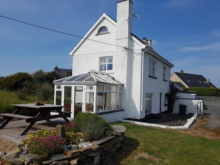 Family holiday home in Dunfanaghy