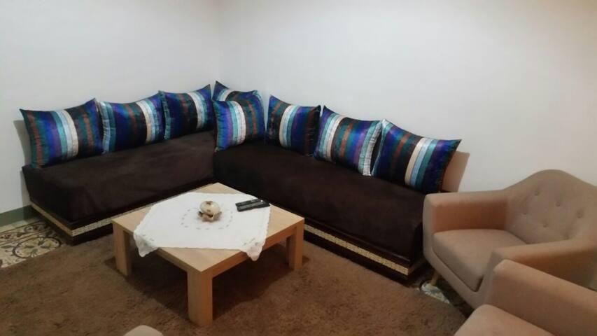 Bel Appartement au centre de la ville de FÈS