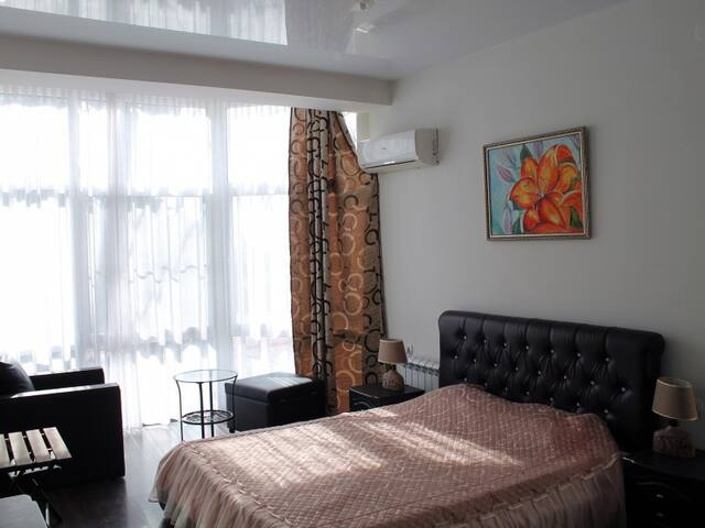 Family suit 4 persons. VIP House Sochi