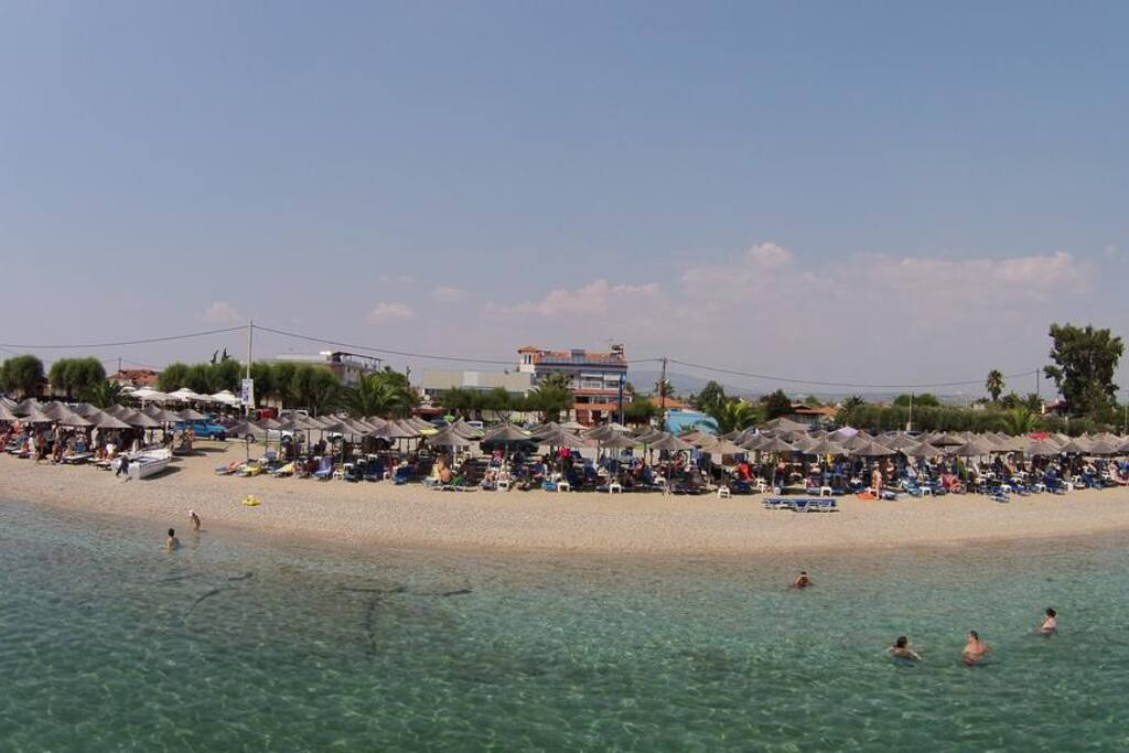 Sozopoli's beach
