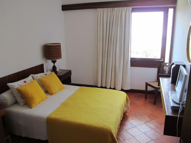 Bedroom 1, sea view