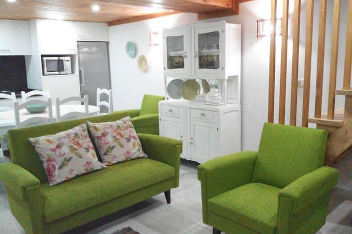 Casas dos Pardieiros - Fraga da Pena - Benfeita - Wohnung