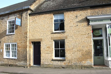 Stylishly Renovated Listed Townhouse - Crewkerne - 度假屋