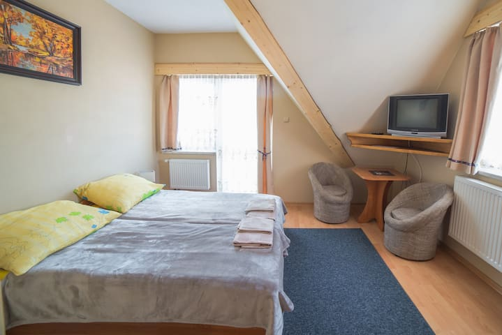 Room for 2 people - Witów - Dům