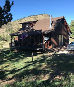 Crazy Woman Ranch South Fork on 1 acre