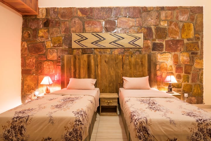 Irebero Village - Shared apartment - Twin Room