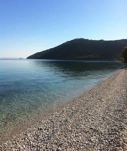 Διαμέρισμα δίπλα στη θάλασσα - Kato Almiri - Leilighet