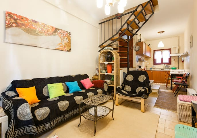 Your Friendly Home in Thessaloniki - Thessaloniki - Huis