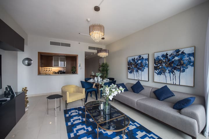 Luxury Living | 1 Bed | Downtown Boulevard