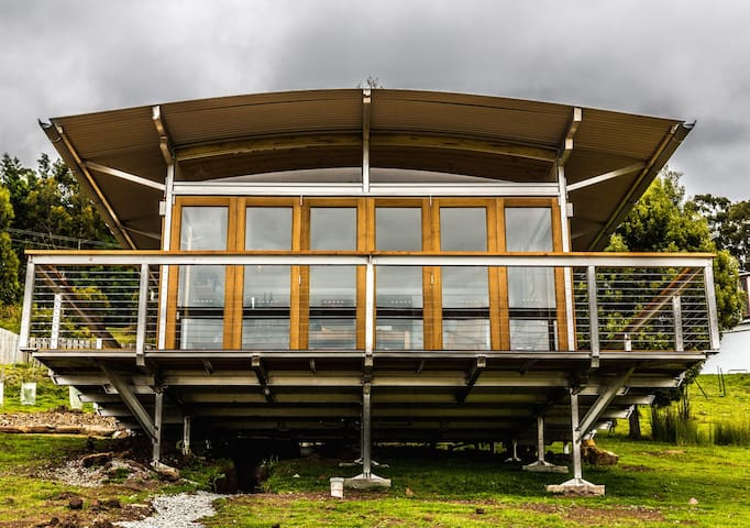 Hobart Hideaway Pods - The Pea Pod - Kingston - Bed & Breakfast