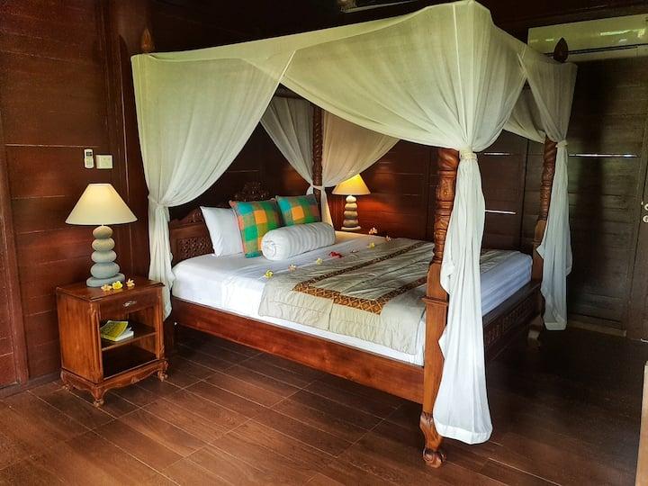 Secluded Jungle Villa #3