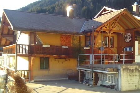 Berg-und Seeblick Chalet Bellevue - Appartement