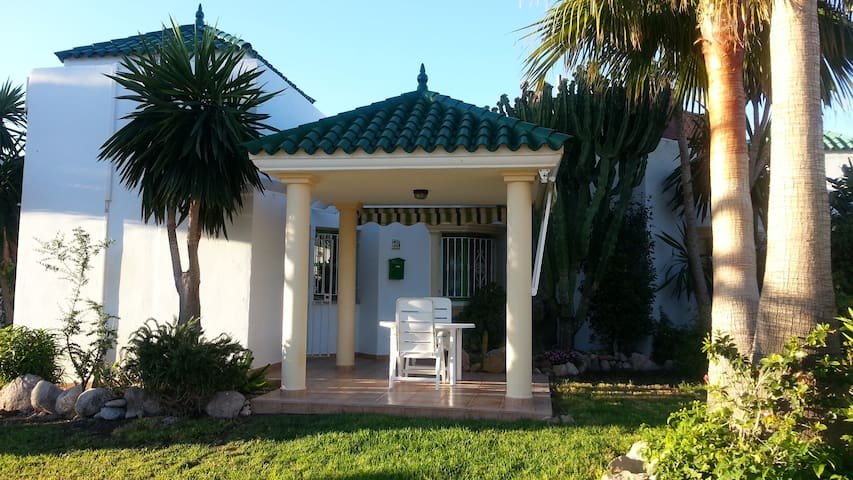 A cosy 2 bedroom linked villa close to the beach - San Juan de los Terreros