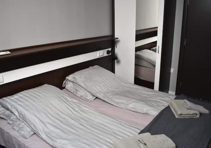 Apartments Zrenjanin ❀ 2xsingle or queen / Enjoy!