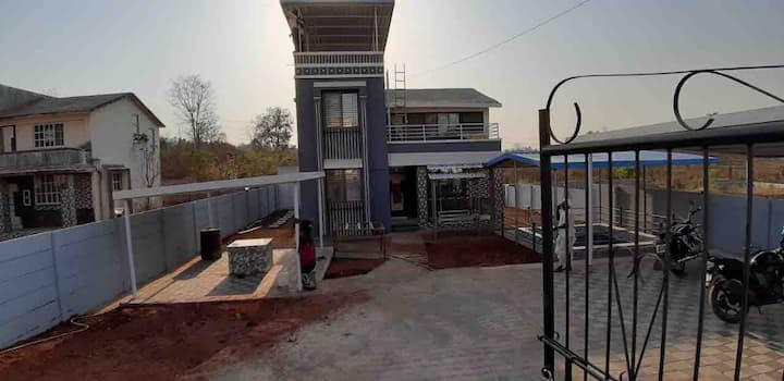 Jaan Villa Karjat located in Sparsh chalet & Plots