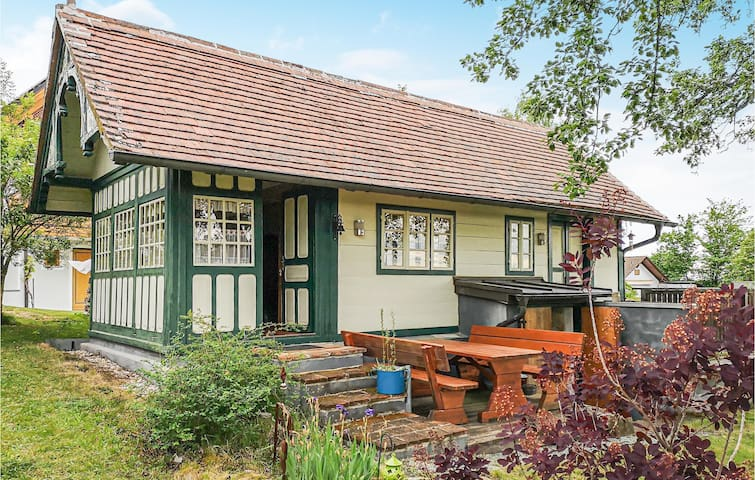 Holiday cottage with 1 bedroom on 70m² in Deutsch-Schützen