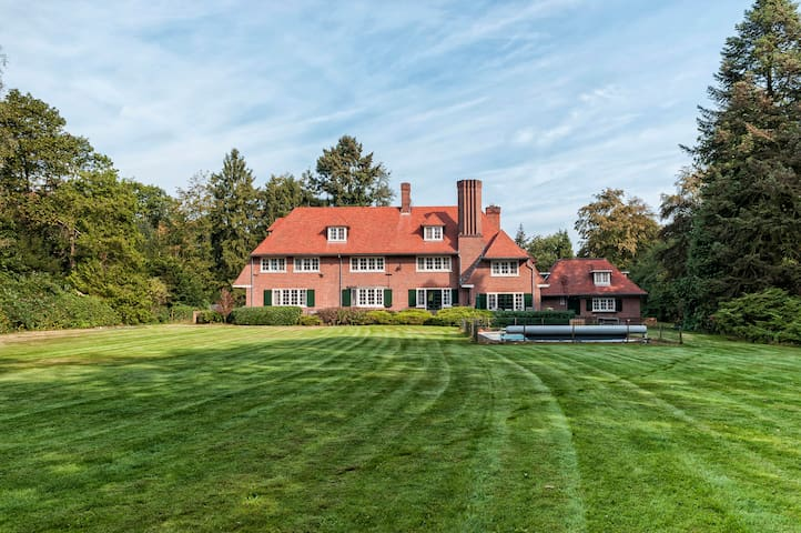 large family country home/villa.