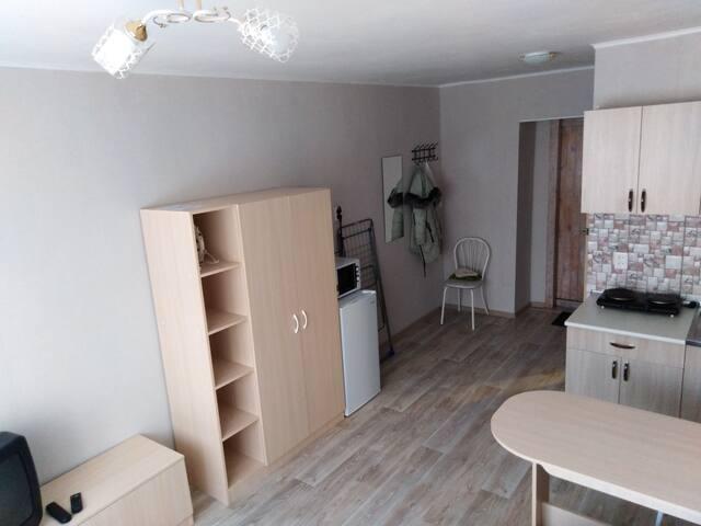 Студия в центре Томска