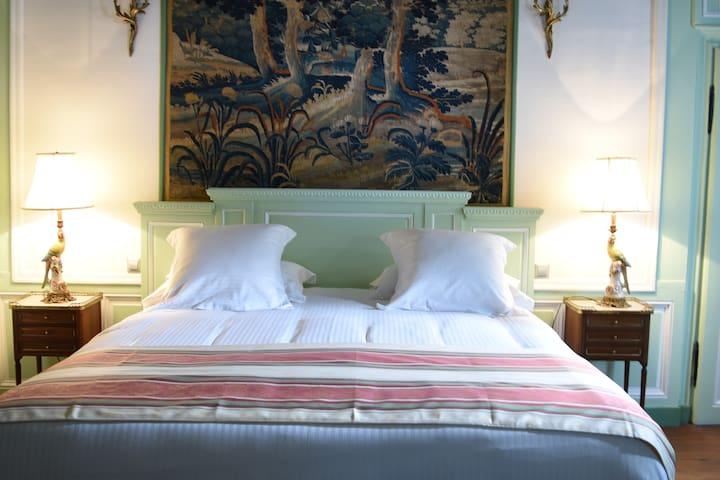 Chambre 1 de la Baronne - Douai - Slott