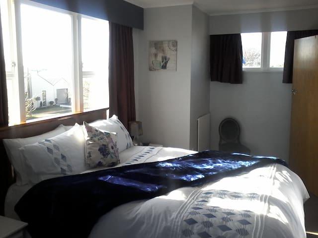 Sunny comfort, in the blue room - Blenheim - Haus
