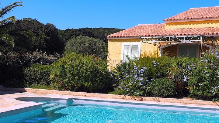 Gîte Sud à la pointe du Cap Corse