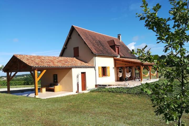 vrijstaand vakantiehuis Périgord Noir - Dordogne