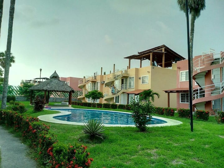 Departamento en Ixtapa