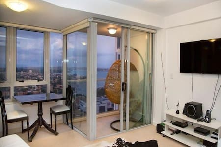Studio with Harbour Bridge View - North Sydney
