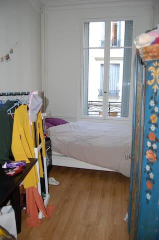 Charmante chambre 8ième - Paris - Apartamento