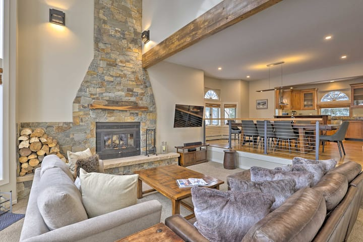 Townhome ~ 4 Mi to Beaver Creek & ~ 8 Mi to Vail!