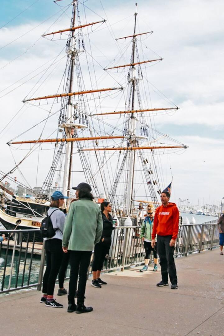 Tall Ships at Dana Point Harbor
