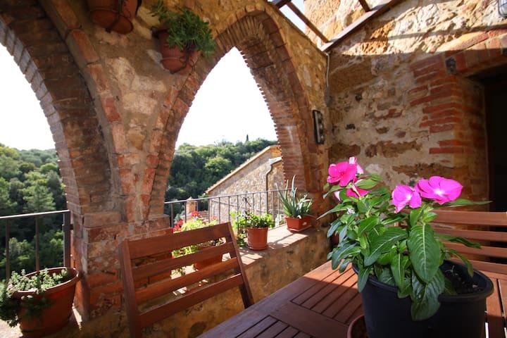 Casalta Arcade Flat - Petroio - Apartament