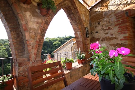 Casalta Arcade Flat - Petroio - Daire