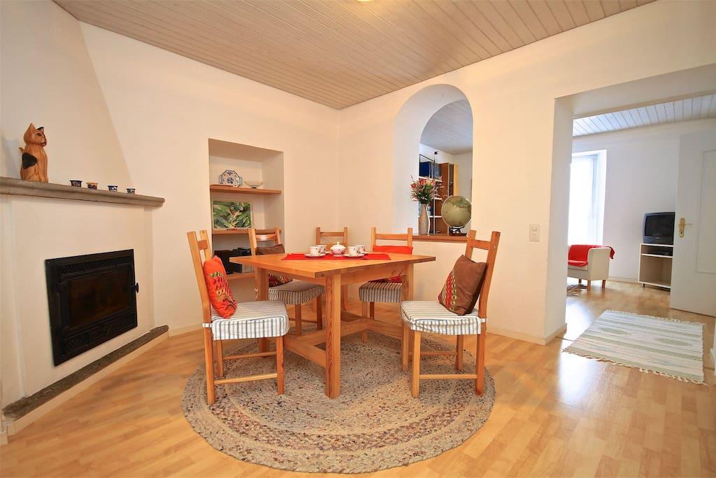 Vacation Rental Brissago - Familien Ferienhaus am Lago Maggiore