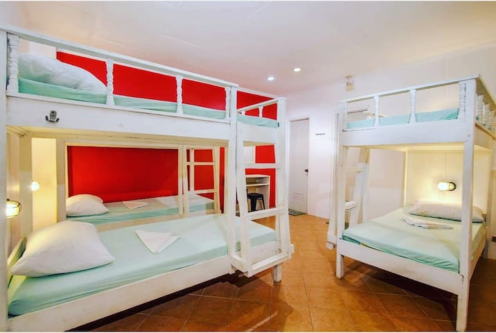 ☆Colorful Dorm/8pax/Samal Island!☆