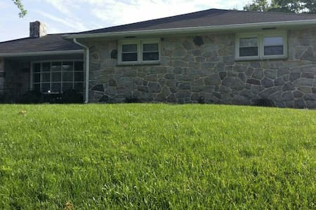 Relaxing rancher CLEAN and QUIET - Pottstown - Haus