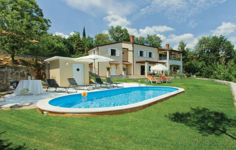 Sea view Villa with pool - Lovran, Opatija - Dobreć - Villa